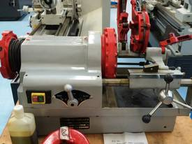 PUMA Z3/1T-R3 PIPE/BAR THREADING MACHINE  - picture0' - Click to enlarge