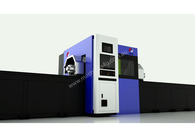 CNC Fiber Laser Cutting Machine for Tube WHIRL 3kw 0730