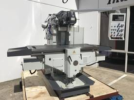 Heavy Duty 500mm x 2000mm Table Mill ISO50, Ballscrews - picture0' - Click to enlarge