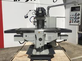 Heavy Duty 500mm x 2000mm Table Mill ISO50, Ballscrews - picture14' - Click to enlarge