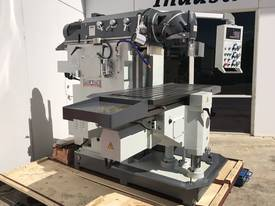 Heavy Duty 500mm x 2000mm Table Mill ISO50, Ballscrews - picture16' - Click to enlarge
