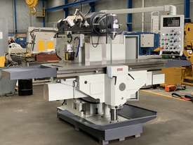 Heavy Duty Universal Bed Milling Machine 500mm x 2000mm Table Mill ISO50, Ballscrews - picture0' - Click to enlarge