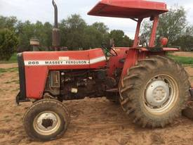 Massey Ferguson 265 2WD Tractor - picture0' - Click to enlarge