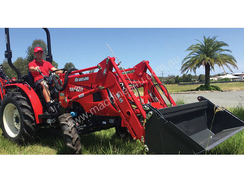 Branson F42H � 40HP Compact Tractor with Hydrostat