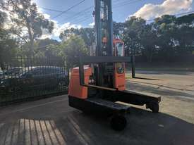 2012 HUBTEX DQ30G - ALL DIR 3000 KG WITH SPREADER - picture0' - Click to enlarge