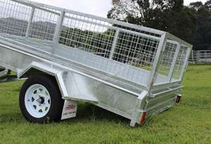 GOLD COAST Tipper Box Trailer 8x5 Ozzi NEW