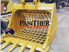 20 - 30 Ton Heavy Duty Sorting Bucket  - picture2' - Click to enlarge