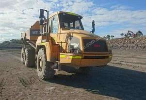 MOXY MT31 articulated dump truck 6WD
