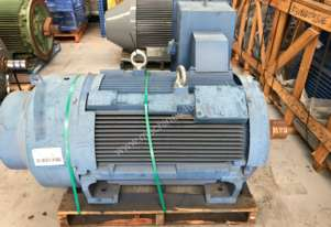 200kw 6 pole 991rpm 415v Teco Electric Motor