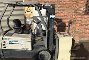 Crown SC4540 Electric Counterbalance Forklift