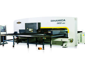 DERATECH TURRET PUNCH AND PRESS - picture0' - Click to enlarge