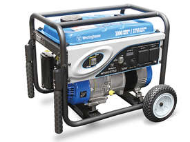 WESTINGHOUSE 4.7kVA Max PORTABLE Generator (Model- WHXC3750) - picture0' - Click to enlarge