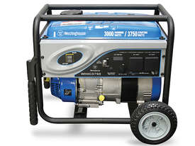 WESTINGHOUSE 4.7kVA Max PORTABLE Generator (Model- WHXC3750) - picture1' - Click to enlarge