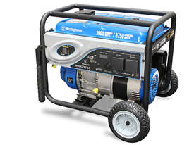 WESTINGHOUSE 4.7kVA Max PORTABLE Generator (Model- WHXC3750) - picture2' - Click to enlarge