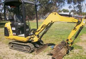 Caterpillar Cat 301.5 Excavator
