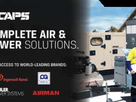 CAPS CR15-7 79cfm 15kW 7Bar Base mount Rotary Screw Air Compressor - picture12' - Click to enlarge