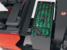 Linde Series 1120 R14-R20 Electric Reach Trucks - picture2' - Click to enlarge
