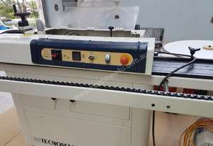 Tecnomax ME20 Edgebander and Holytec Dust Extractor