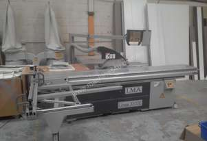 Lma Panel saw and dust extractor