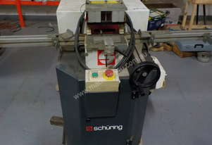 Automatic Milling Machine Slot Router/ Lightly used / Schüring 2007