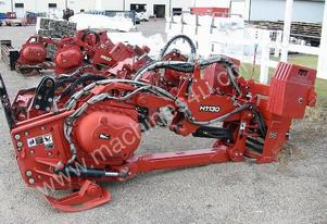 Ditch Witch H1130 cable plow attachment