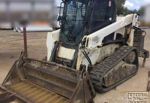 Bobcat T630 Tracked Skid Steer with Rippers, Call EMUS