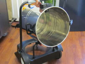 TCS 80L Commercial Industrial Wet & Dry Vacuum Cleaner with 3 x 1000w Ametek Motors - picture2' - Click to enlarge