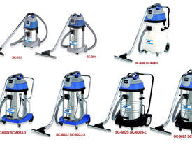 TCS 80L Commercial Industrial Wet & Dry Vacuum Cleaner with 3 x 1000w Ametek Motors - picture4' - Click to enlarge
