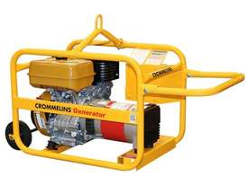 Crommelins 6.2kVA Worksite Approved Generator - picture0' - Click to enlarge