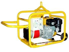Crommelins 6.2kVA Worksite Approved Generator - picture3' - Click to enlarge
