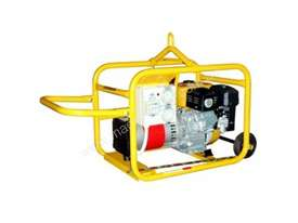 Crommelins 6.2kVA Worksite Approved Generator - picture1' - Click to enlarge