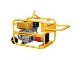 Crommelins 6.2kVA Worksite Approved Generator - picture2' - Click to enlarge