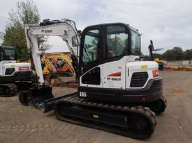 Bobcat E85 Excavator - picture0' - Click to enlarge