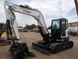 Bobcat E85 Excavator - picture1' - Click to enlarge