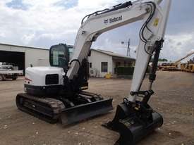 Bobcat E85 Excavator - picture2' - Click to enlarge