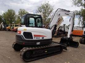Bobcat E85 Excavator - picture3' - Click to enlarge