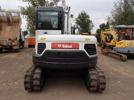 Bobcat E85 Excavator - picture4' - Click to enlarge