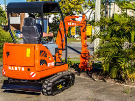 Yanmar Powered Nante 1.6T Excavator with 2 Year 2000 Hours FULL Warranty - picture0' - Click to enlarge