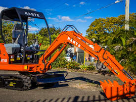 Yanmar Powered Nante 1.6T Excavator with 2 Year 2000 Hours FULL Warranty - picture2' - Click to enlarge