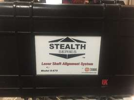 Laser shaft alignment  - picture2' - Click to enlarge