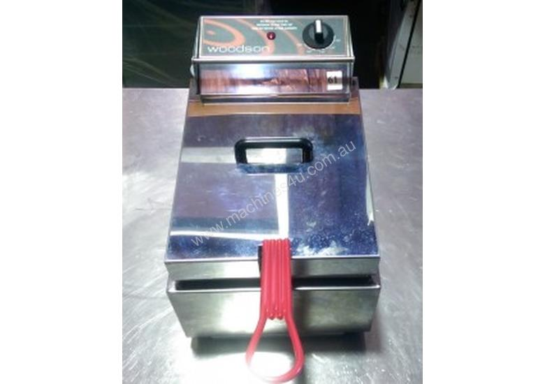 WOODSON Deep Fryer WFRS50 (Ex-display)