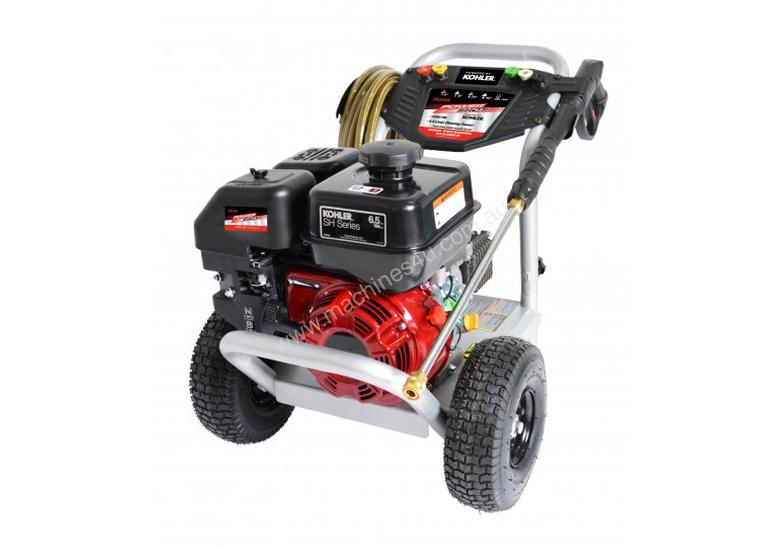 Powershot PS3395, Petrol Kohler Pressure Washer, 3300PSI