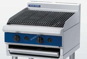 Blue Seal Evolution Series G594-B - 600mm Gas Chargrill Bench Model