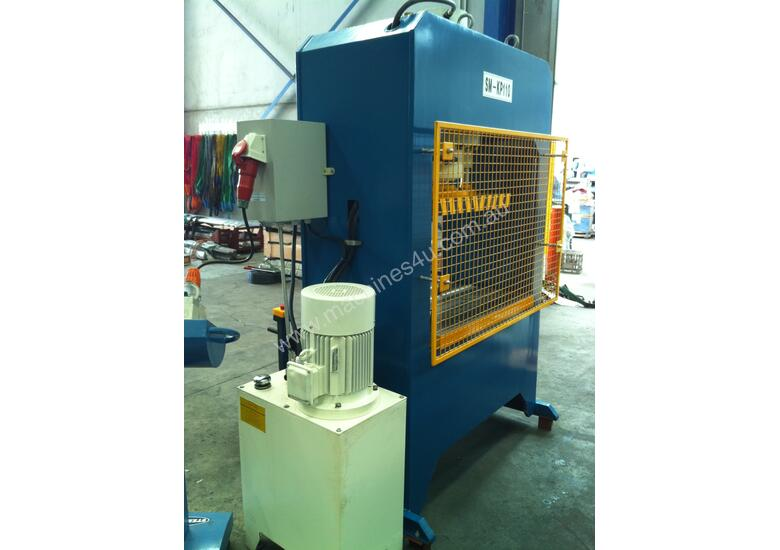110Ton H Frame Heavy Duty Hydraulic Platen Press