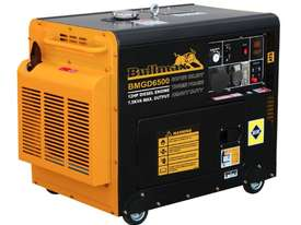 BULLMAX (BMGD-6500) HEAVY DUTY diesel 3 phase Generator  *7.5 kVA Max* - picture0' - Click to enlarge
