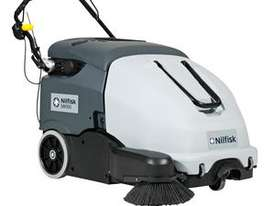 Walk Behind Battery Sweeper- SW900 - picture0' - Click to enlarge