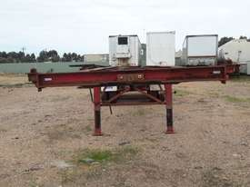 Freighter Semi Skel Trailer - picture2' - Click to enlarge