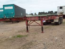 Freighter Semi Skel Trailer - picture5' - Click to enlarge