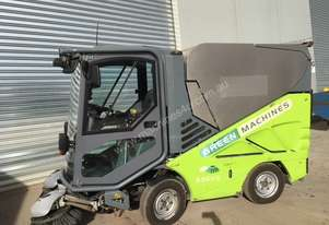 Tennant GREEN MACHINE SWEEPER