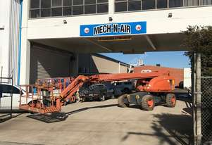 Jlg   660SJ STRIGHT BOOM LIFT